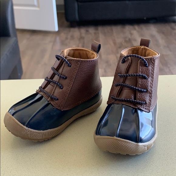Baby Deer Shoes | Jude Duck Boot Size 4